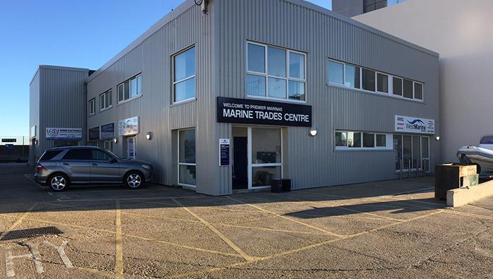 Marine Trade Centre Building Refurbished Plus More Tenants