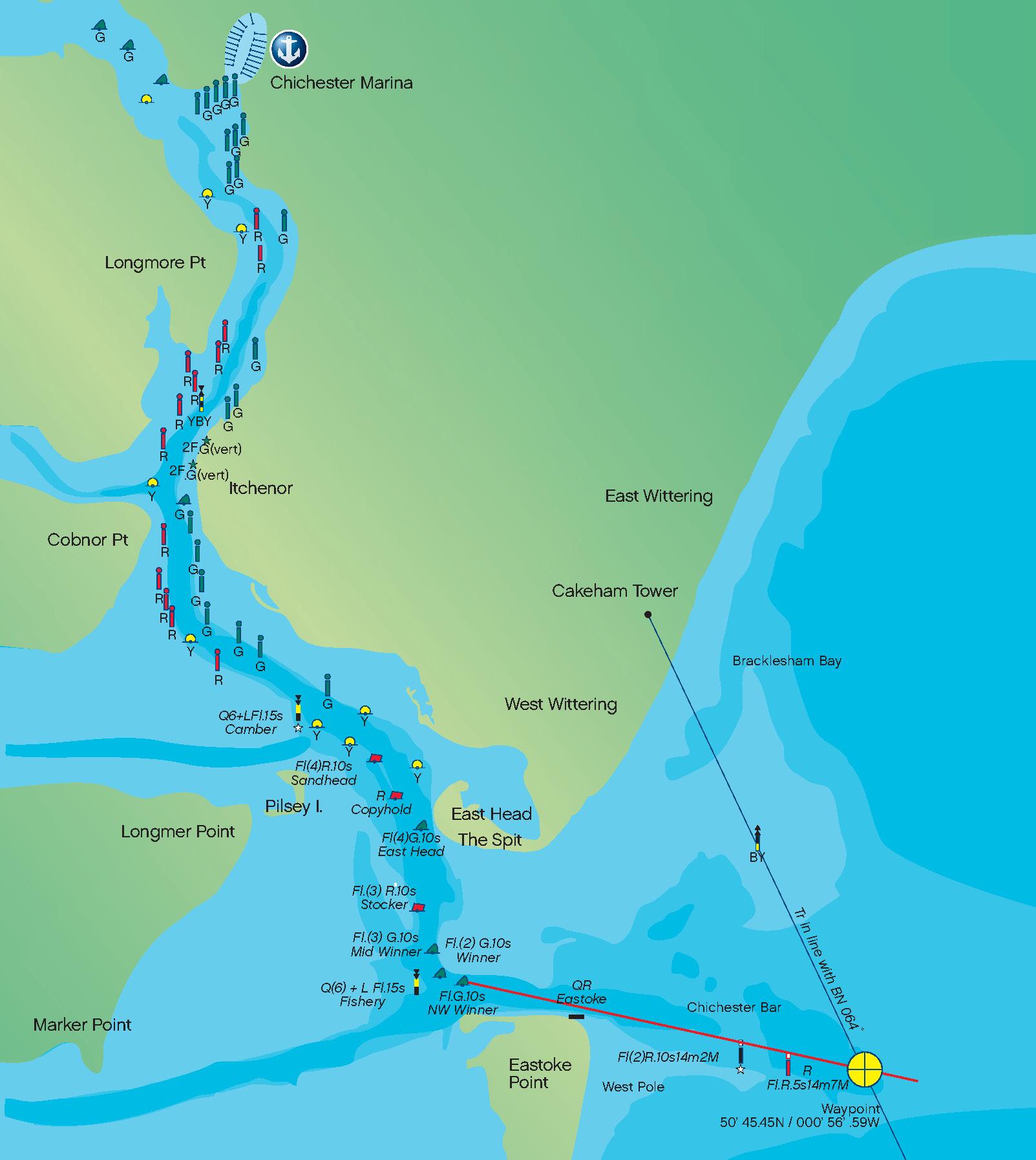 Getting to Chichester Marina   South Coast Marinas ...