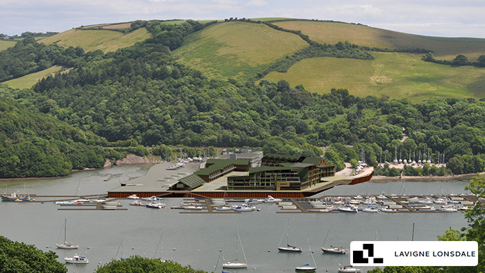 Premier Marinas Redevelopment Plans for Noss on Dart Marina Submitted