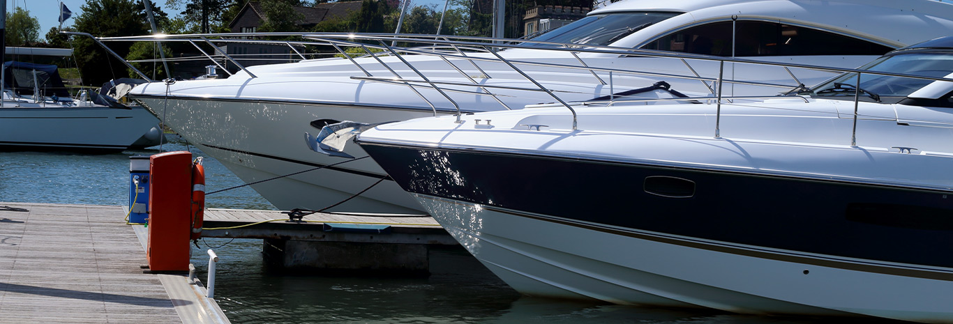 Choose Annual or Summer Monthly Berthing with Premier Marinas
