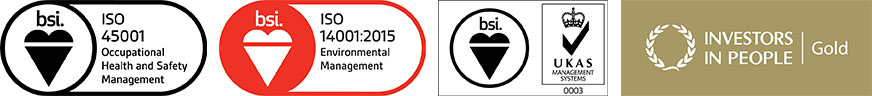 ISO 45001 - ISO 14001:2015 - BSI & UKAS Management Systems - Investors in People Gold | Premier Marinas
