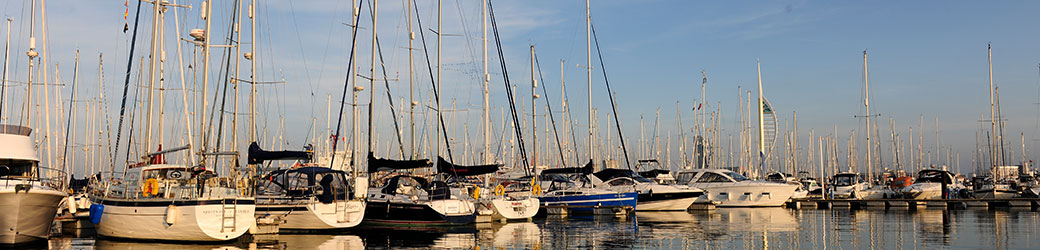Gosport Marina, Portsmouth