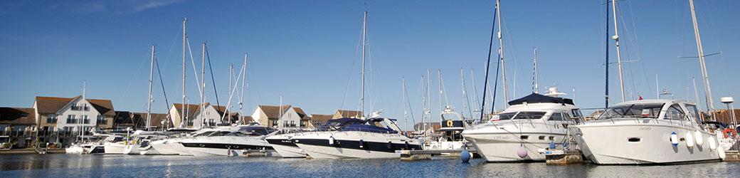 Port Solent Marina, Portsmouth