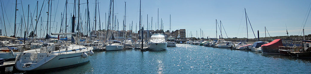 Southsea Marina, Langstone Harbour, Portsmouth