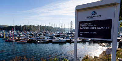 Noss on Dart Marina