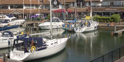 Port Solent Marina, Portsmouth Harbour