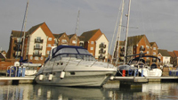 Sovereign Harbour Marina Eastbourne