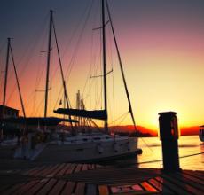 marina berthing