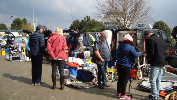 Sovereign Harbour Open Day and Boat Jumble