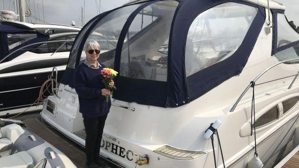 Mothering Sunday March 2019 at Swanwick Marina