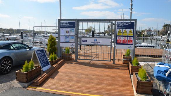 Swanwick Marina 2019 Regeneration