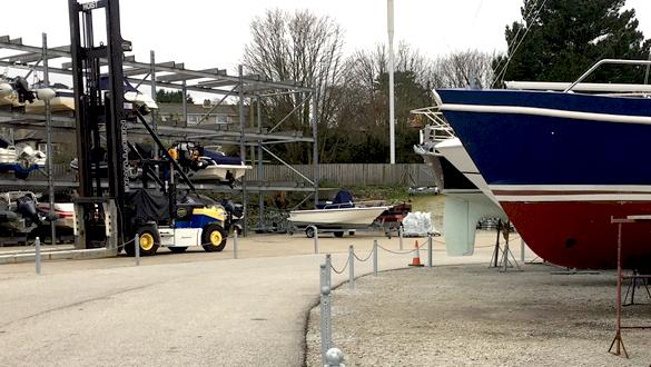 Premier Boatyard Segregation