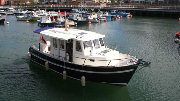 Gosport Berth Holders Complete Boat Around Britain Challenge