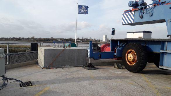 Southsea Marina Cill Works | Premier Marinas