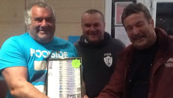 Southsea Marina Angling Competition Winners | Premier Marinas