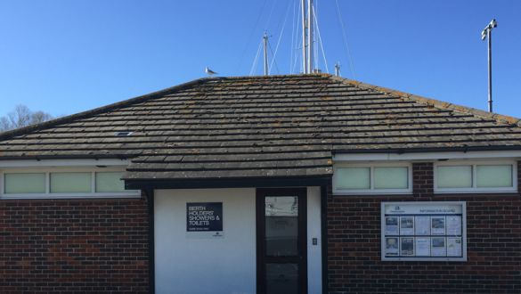Chichester Marina Facilities Block