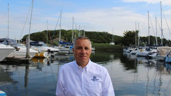 Chichester New Marina Manager - Paul Cook | Premier Marinas
