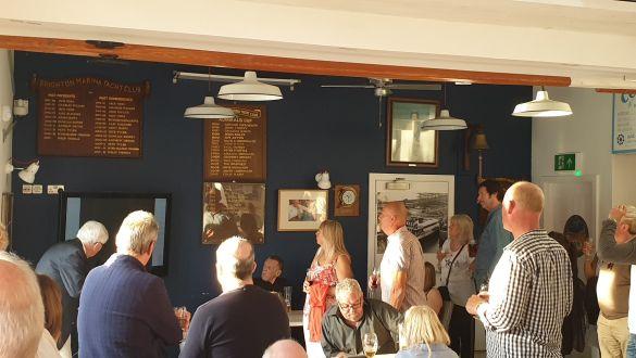 Celebrating 40 Years of Brighton Marina
