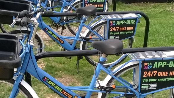Chichester App Bikes
