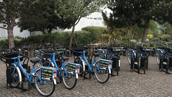 App Bikes at Sovereign Harbour and The Waterfront