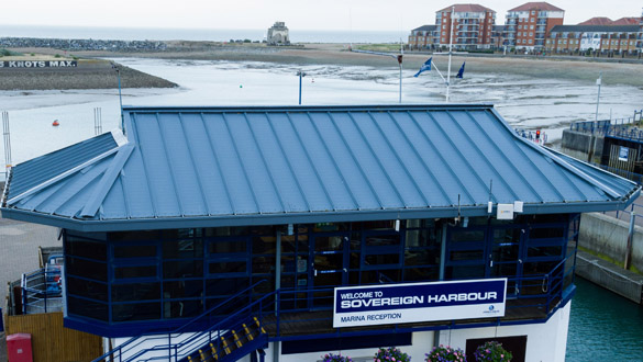 Eastbourne Marina Channel | Sovereign Harbour Channel Approach
