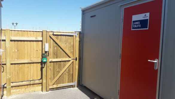 Gosport Temporary Facilities