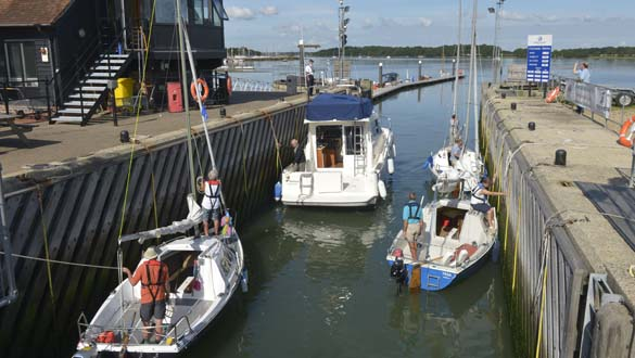 Chichester Marina Lock Workshops