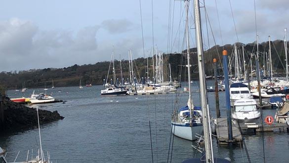 Falmouth Marina Cill Maintenance