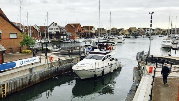 Port Solent Marina Lock Workshops