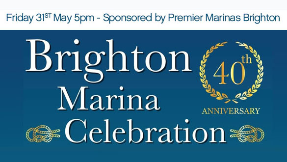 Brighton Marinas 40th Anniversary