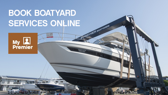 Book Boatyard Services on My Premier | Premier Marinas