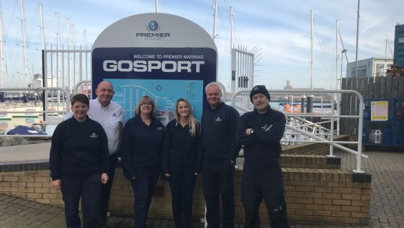 Meet The Gosport Marina Team