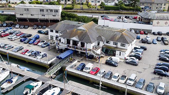 Car Parking Control - Falmouth