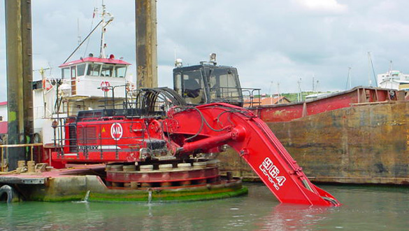 Preparations Underway For Brighton Marina's Dredging Programme