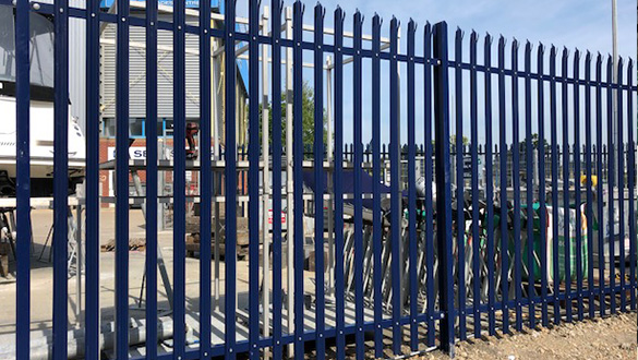 Sovereign Harbour New Fencing