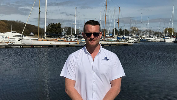 Chichester Marina Duty Manager