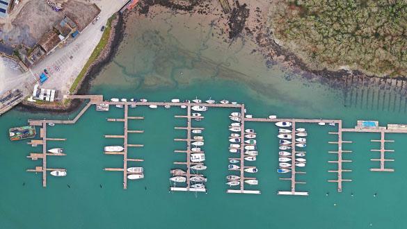 Major Milestone Completed for New Floating Pontoon