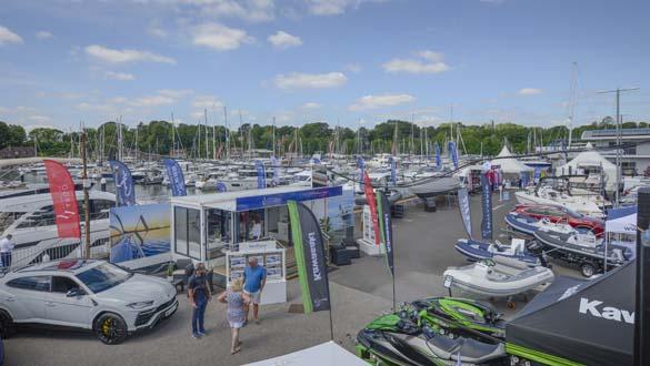 British Motor Yacht Show 2021