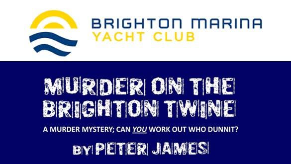 BMYC host a murder mystery