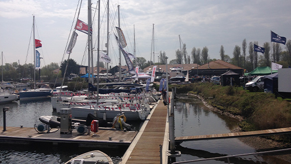 Chichester Marina Boat Show Cancelled