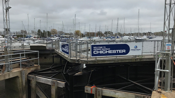 Chichester Lock Works Complete