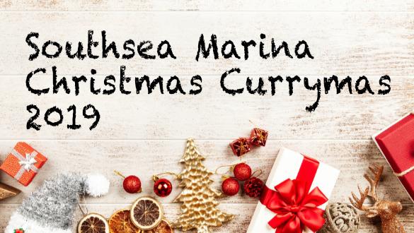 Southsea Marina Christmas Currymas 2019