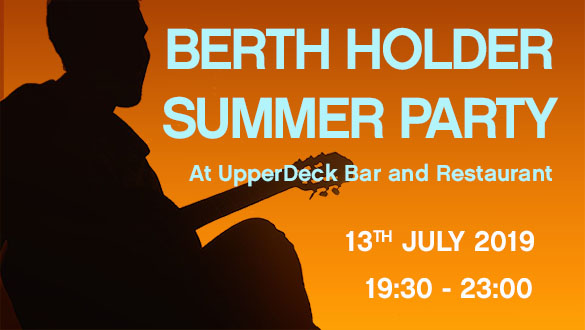 Falmouth Berth Holder Summer Party