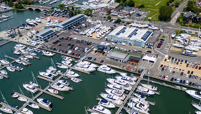 Improvements and Planning Update from Swanwick Marina