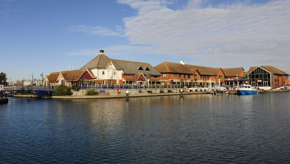 The Waterfront at Sovereign Harbour