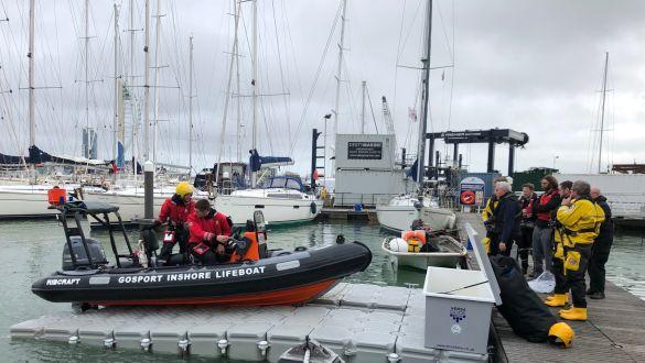 Gosport And Fareham Inshore Rescue Service (GAFIRS)