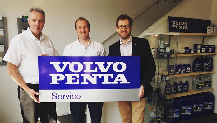 Volvo Penta dealership