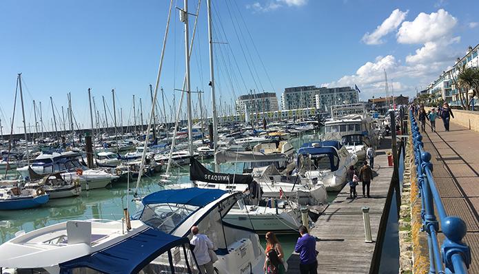 Brighton Boat Show