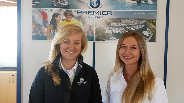 New Team Member at Port Solent