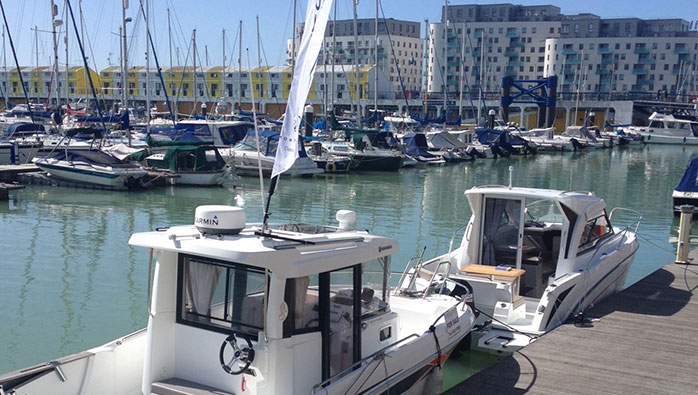 Brighton Marina 2018 Open Days